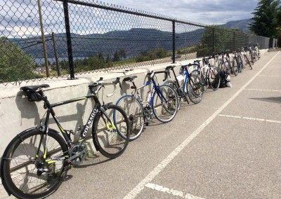 Bikes at Rest!