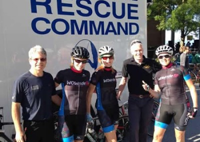 Cycpress memorial Ride
