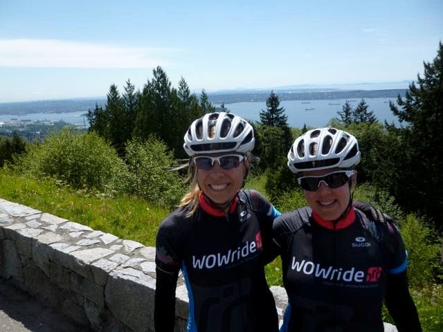 The Founders of WowRide, Deb & Willa