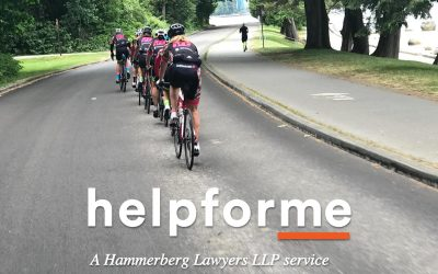How to be a better Driver for Cyclists from our sponsor helpforme