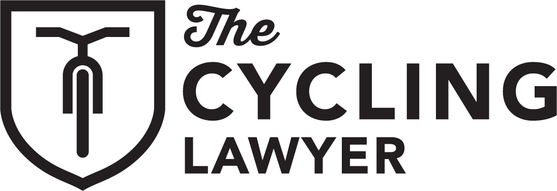 The cycling lawyer